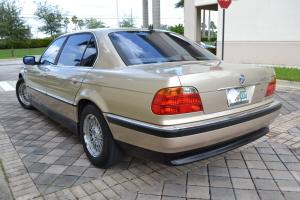 1999 BMW 740iL