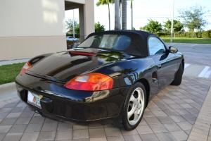 1999 Porsche Boxter