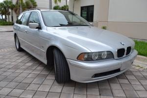2001 BMW 525it