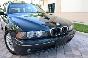 2001 BMW 540it