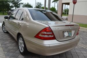 2001 Mercedes C240
