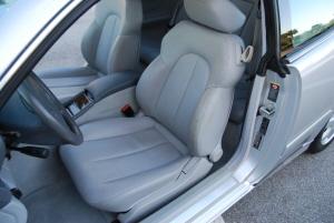 2001 Mercedes CLK320