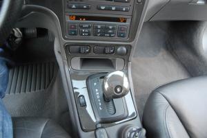 2002 Saab 9.5 Aero
