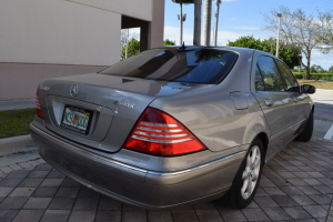 2003 Mercedes S500 4Matic