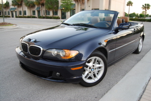 PalmBeachEuroCarscom Quality Used Cars - 2004 bmw convertible
