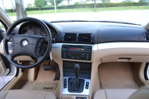 High Quality 2004 BMW 325i With The Premium Package!! Just Serviced U0026 Inspected. Drives  Like New And Comes In A Great Color Combination: White Exterior And Tan  Interior.