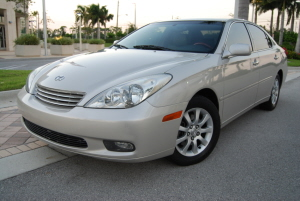 2004 lexus es330 common problems