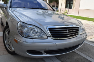 2005 Mercedes S430 4Matic  AWD
