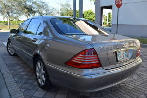 2006 Mercedes S430 4Matic  AWD