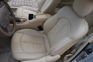 2007 Mercedes CLK350