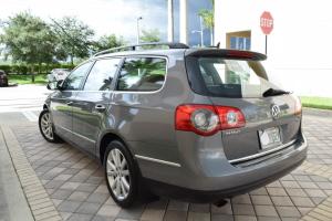 2007 Volkswagen Passat AWD