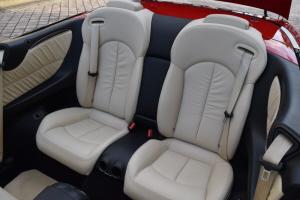 2008 Mercedes CLK550