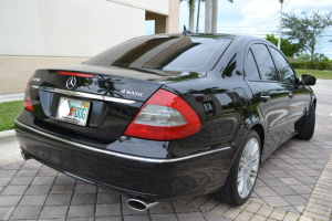 2008 Mercedes E350 4Matic AWD
