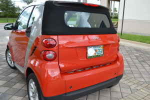 2008 Smart Passion Convetible