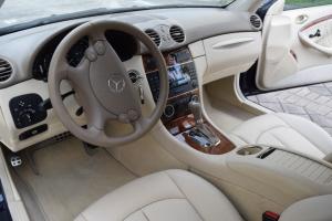 2009 Mercedes CLK350