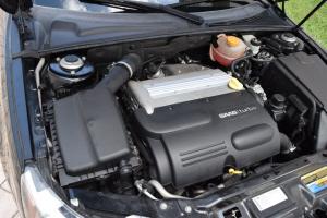 2009 Saab 93 2.0T