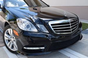 2012 Mercedes E350 BlueTec