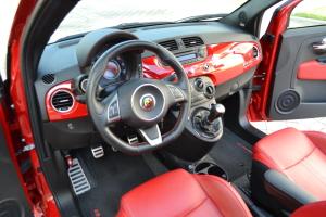 2013 Fiat 500 Abarth Cabrio