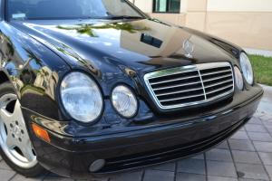 2001 Mercedes CLK430
