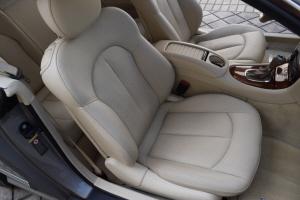 2009 Mercedes CLK550