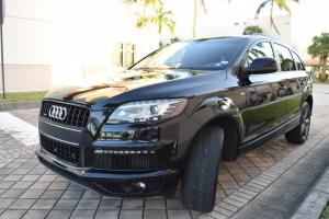 2015 Audi Q7 TDI Diesel